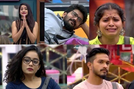 Bigg Boss Tamil vote: Save your favourite candidate from this week elimination