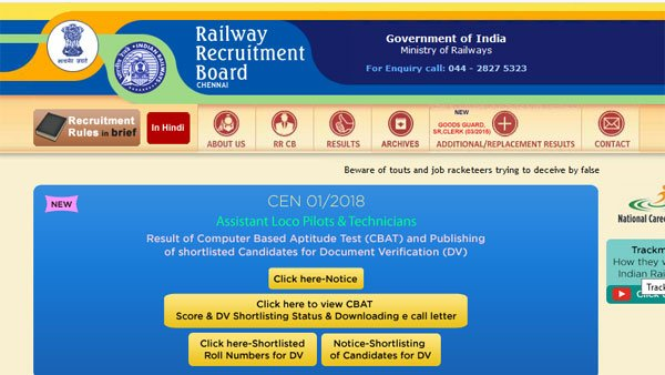 RRB NTPC Admit Card 2019 | Download Admit Card, Exam Date