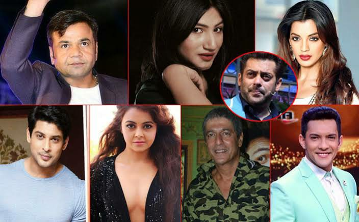 BIGG BOSS Hindi 13 Finalized Contestants | Very Controversial Candidates
