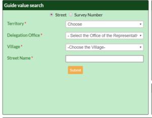 Tamil Nadu Land Registration and Online Records Portal @ tnreginet.gov.in