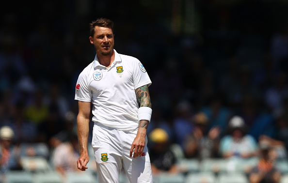 Dale Steyn Announces Retirement From Test Cricket