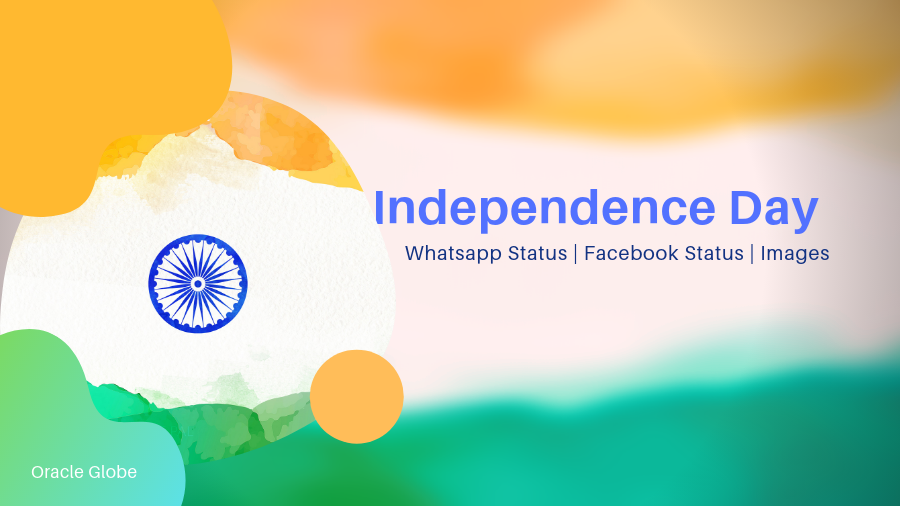 Happy Independence Day 2019 Whatsapp Status Facebook Status