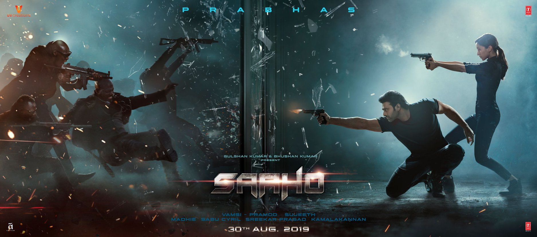 Saaho Sunday Collections