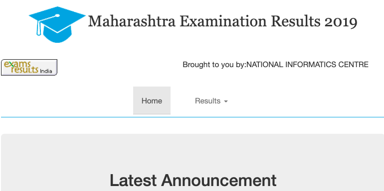 maharastra 10th 12th result
