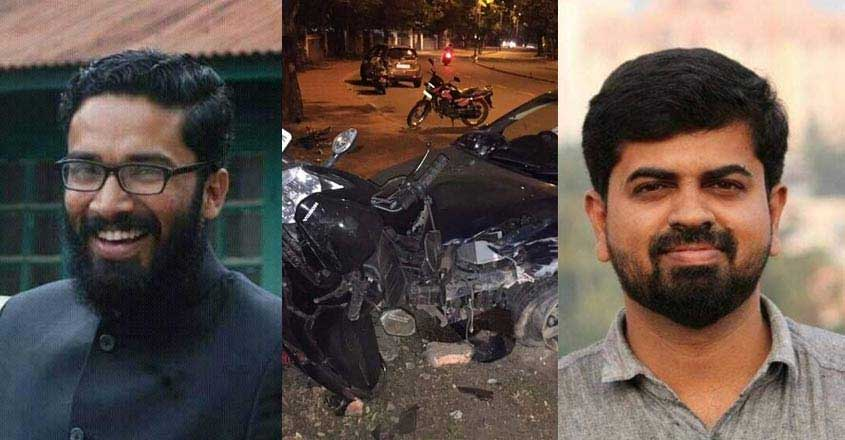 Kerala IAS officer Sriram got Charged with Non-Bailable offence in drunk driving case