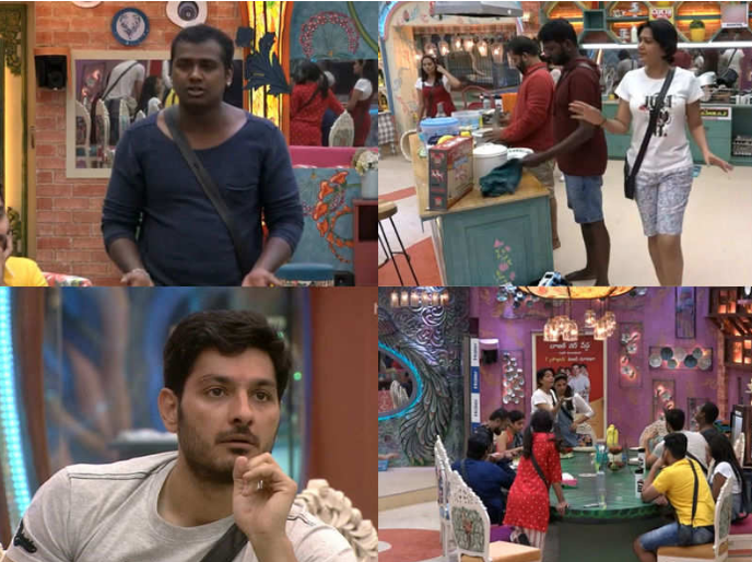 bigg boss telugu 3 elimination - 2