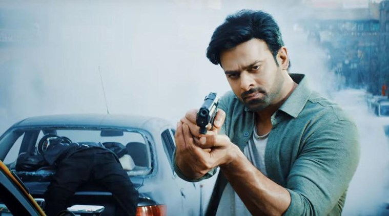 Saaho Day 6 Box Office