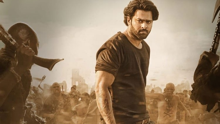 Saaho Monday Collections