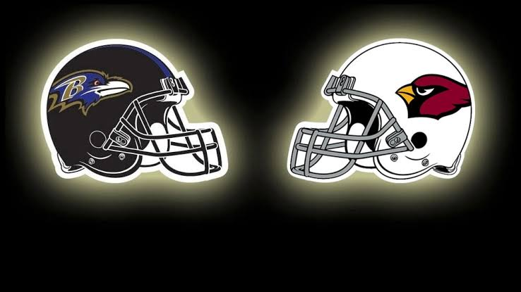 Baltimore Ravens Vs Arizona Cardinals NFL Game: How To Watch Live Stream , Start Time and TV Channel