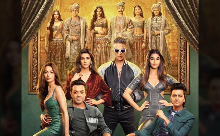 Housefull 4 Day 4 Collection
