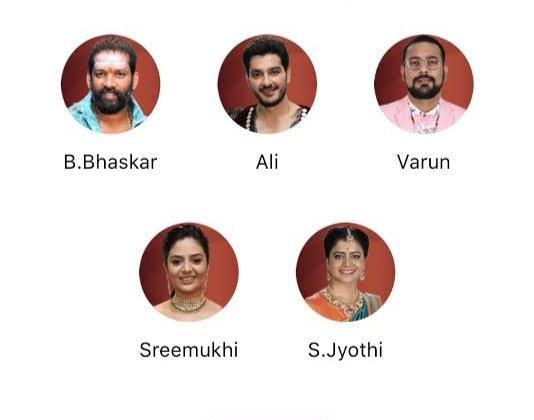 Bigg Boss Telugu 3 Finale Voting