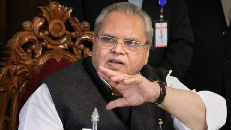 J&K Governor Satya Pal Malik defends communication blockade, says lives of Kashmiris more important than mobile services