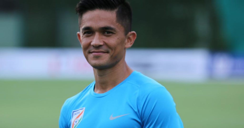 There is no dependency on me: Sunil Chhetri