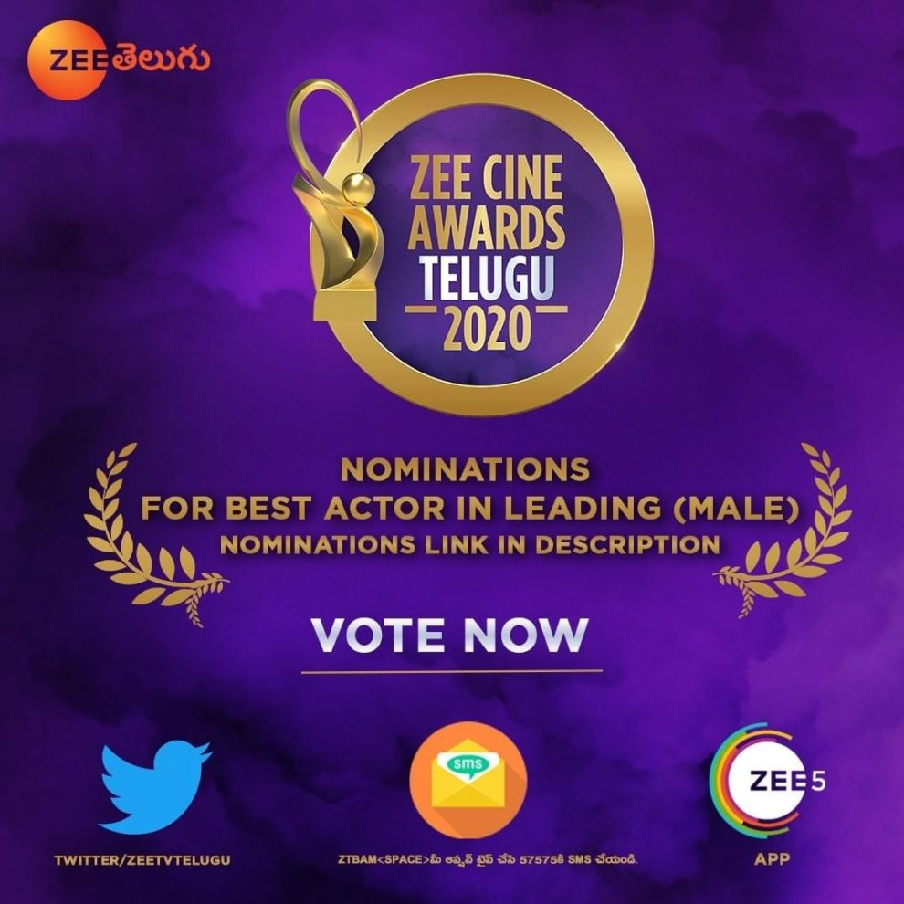 Zee Cine Awards Tamil 2020 Poll Vote: Vijay vs Ajith Battle Intensifies | Who Will Win the Best and Favorite Hero Award? Vote Now!