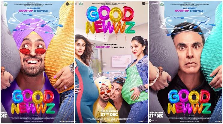 Good Newwz Collections