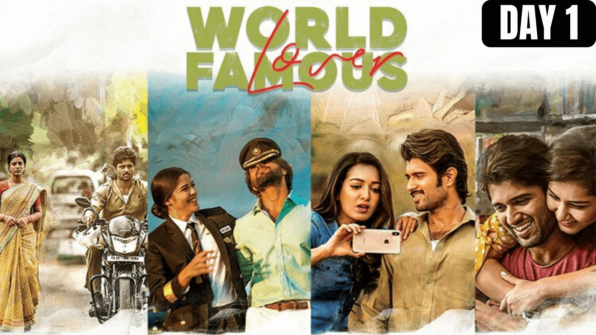 World Famous Lover Day 1 Collection – World Famous Lover 1st Day Collections at Box Office | Vijay Deverakonda, Raashi Khanna