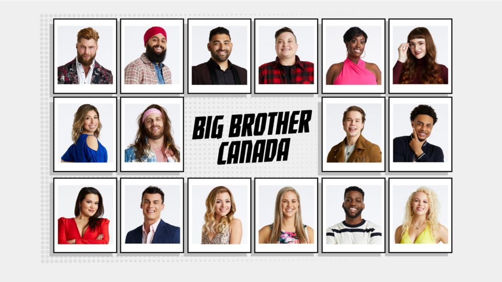 Bigg Brother-canada-cast-members-revealed-season-8