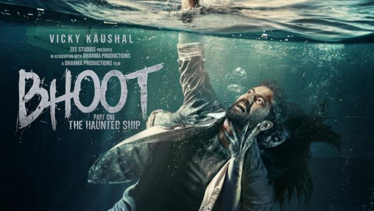 Bhoot Movie Review, Twitter Talk, Audience Reaction And Rating | Vicky Kaushal, Bhumi Pednekar