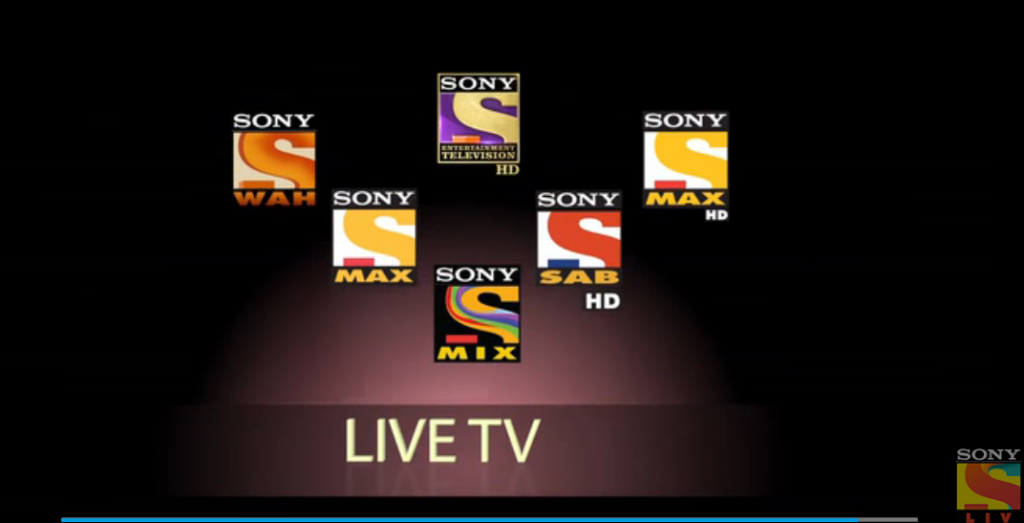 watch sony channel live online free