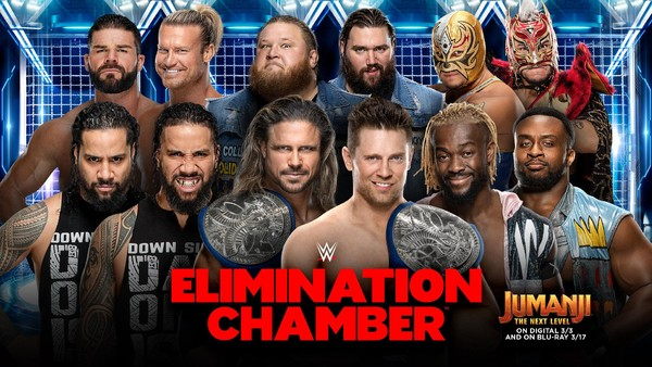 WWE 2020 Elimination Chamber: Card, Date, Location, Rumors, Start Time and PPV Predictions