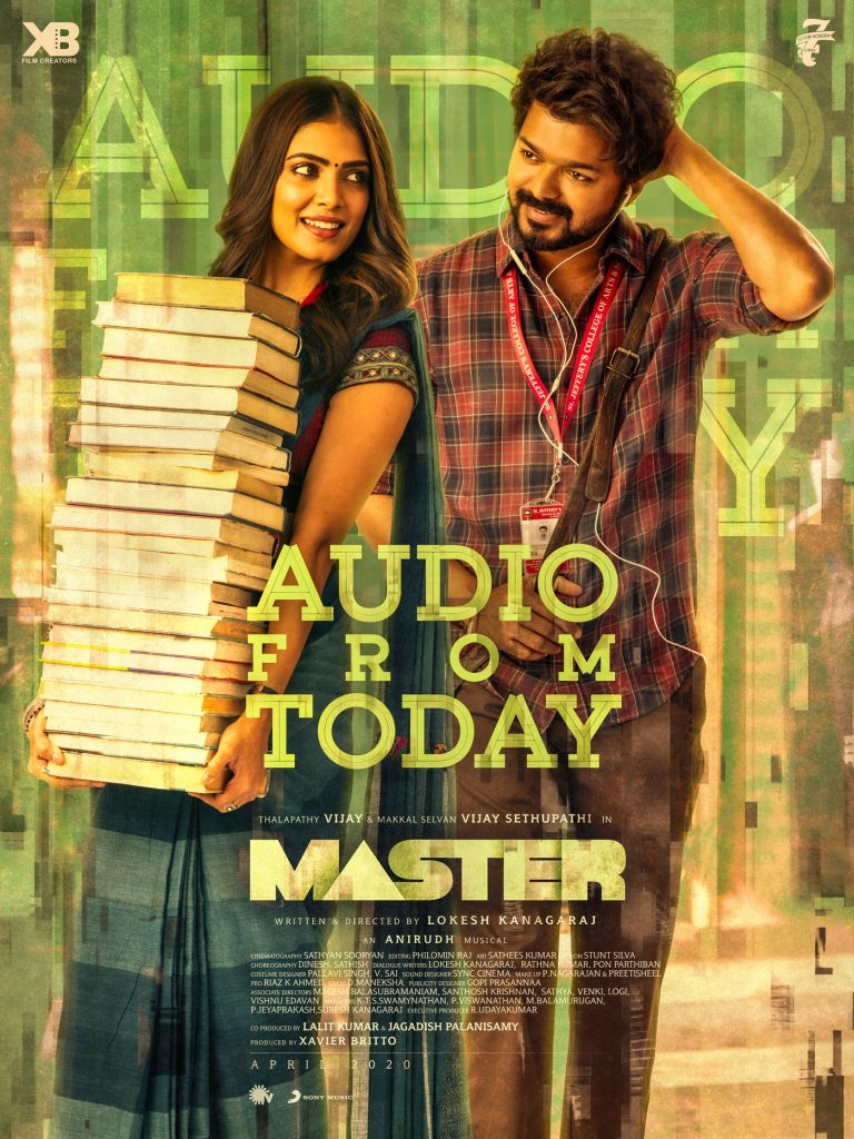 Master Audio Launch Live Stream, TV Timings - When & Where to watch online - Vijay