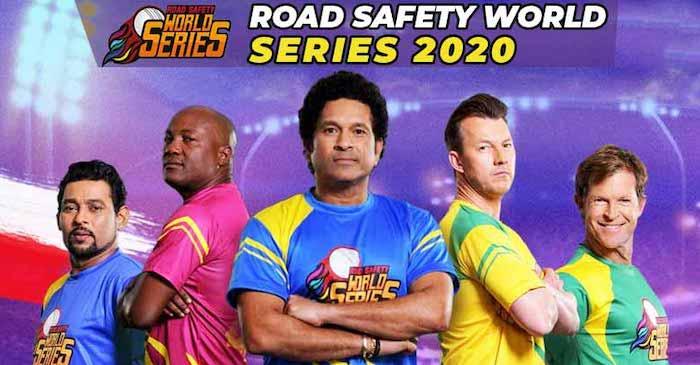 India legends vs SL Legends Live Stream, Score, Squads – Road Safety World Series 2020 3rd Match Live Stream: Murali vs Sachin | Oracle Globe