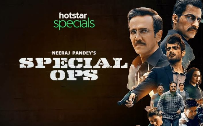 Hotstar's Special OPS Season 2 Release Date, Renewal, Cast, Trailer and Everything else