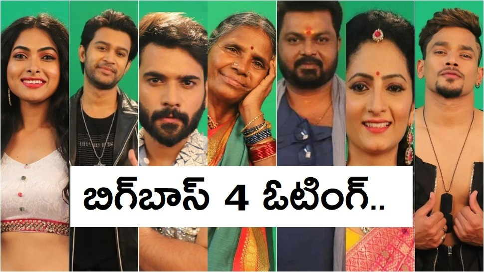Bigg Boss Telugu 4 Voting Results - Gangavva Leads In 1st Week   Divi Vadhtya Likely To Be Eliminated