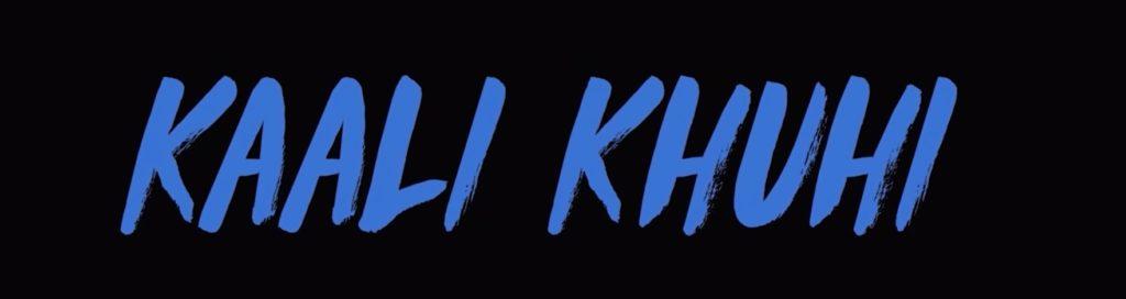 Kaali Khuhi Netflix Release Date, Trailer, Plot, Cast & Crew | 2020