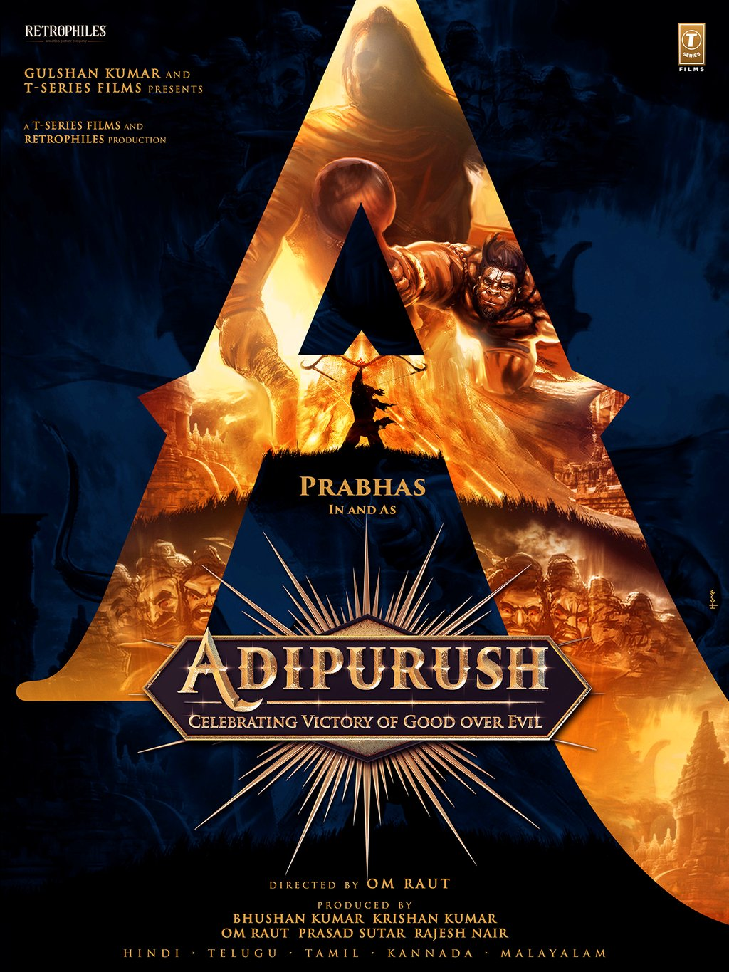Adipurush Movie Release Date, Cast, Story, Budget, Plot, Trailer and Everything Else