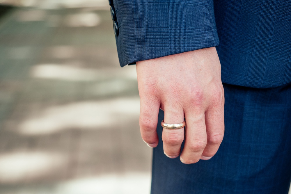Top 5 Male Wedding Rings To Choose From