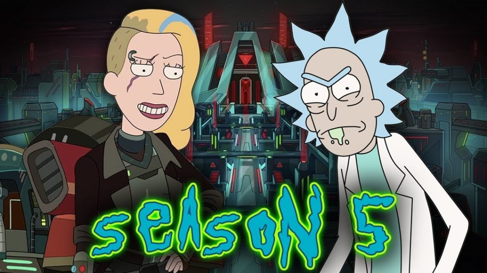 Rick and Morty Season 5 Release Date