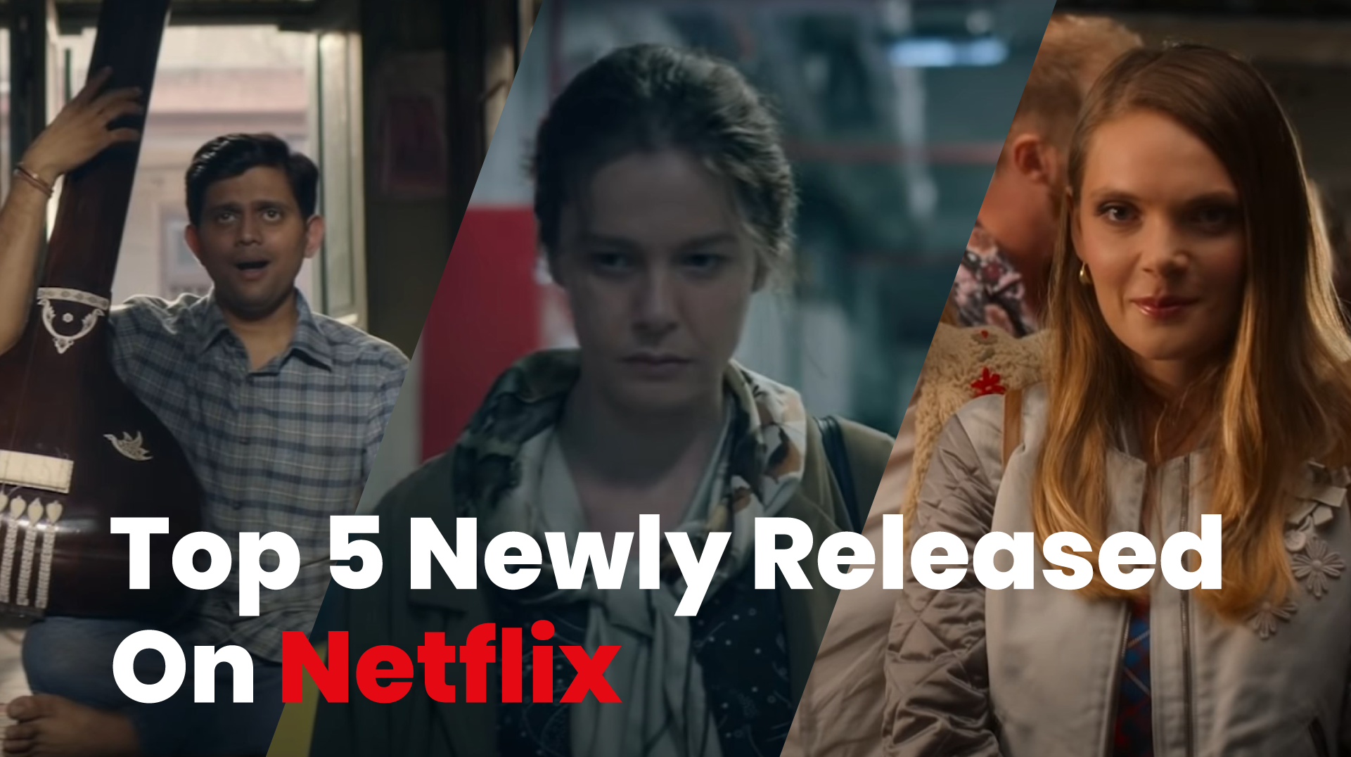 5 Newly Released Movies and TV Shows to Watch on Netflix this Weekend!