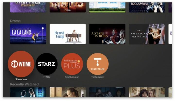 Activate Showtime Anytime on Apple Tv