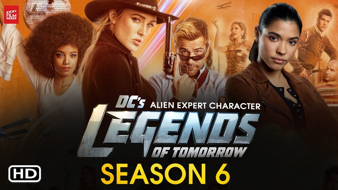 'Legends of tomorrow' season 6