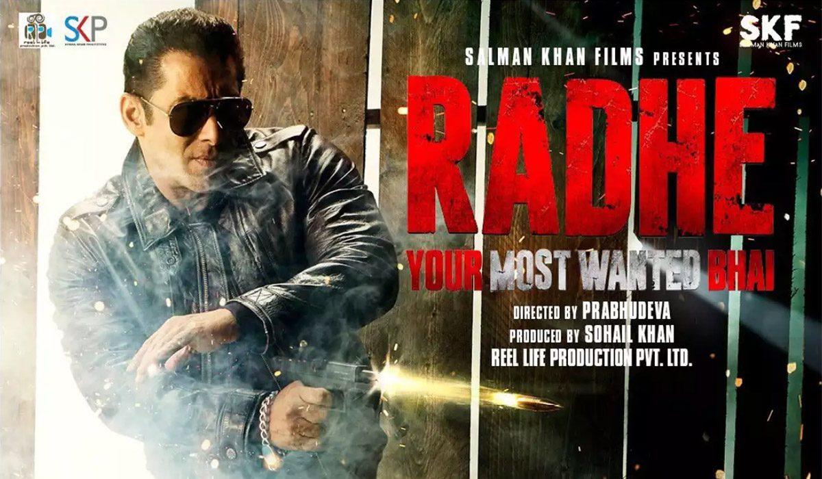 Salman Khan's Radhe OTT