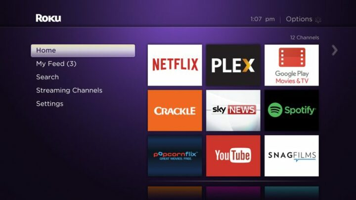Start Showtime Anytime on Roku Tv 1
