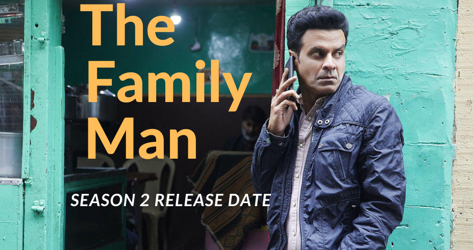 Family Man 2 release date confirmed by Amazon Prime Video »FilmyOne.com >