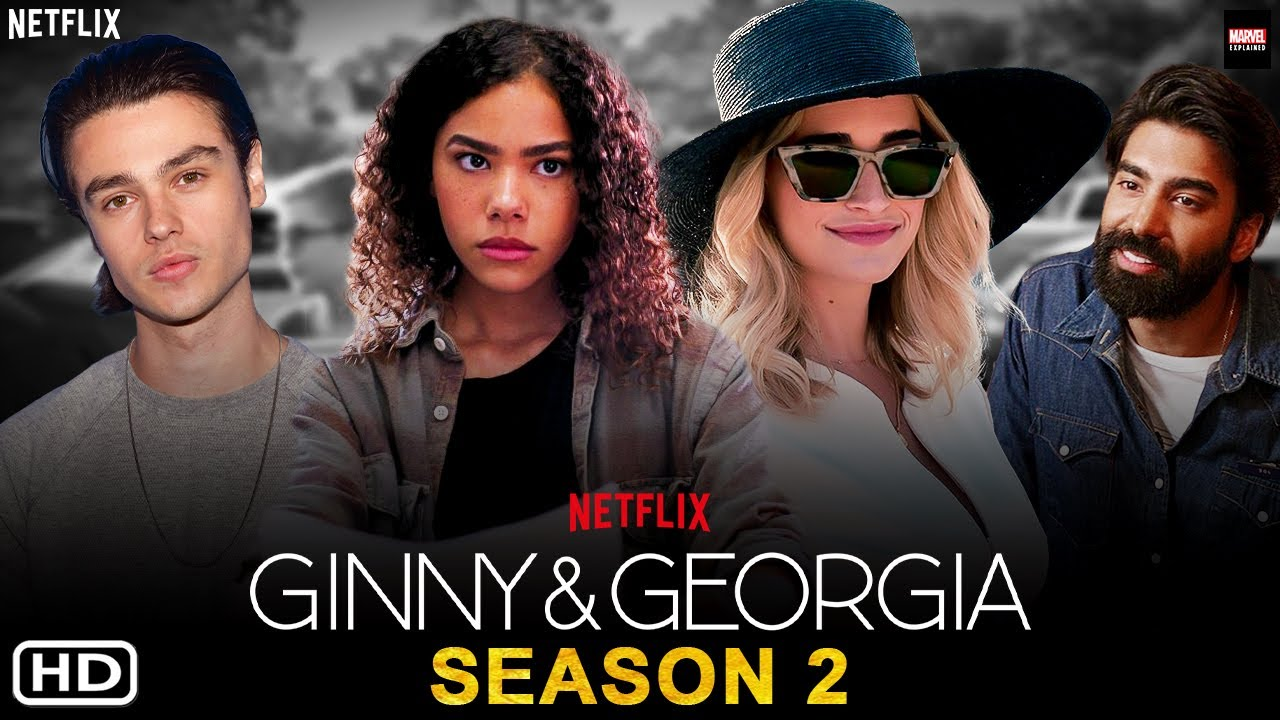 ginny and georgia season 2