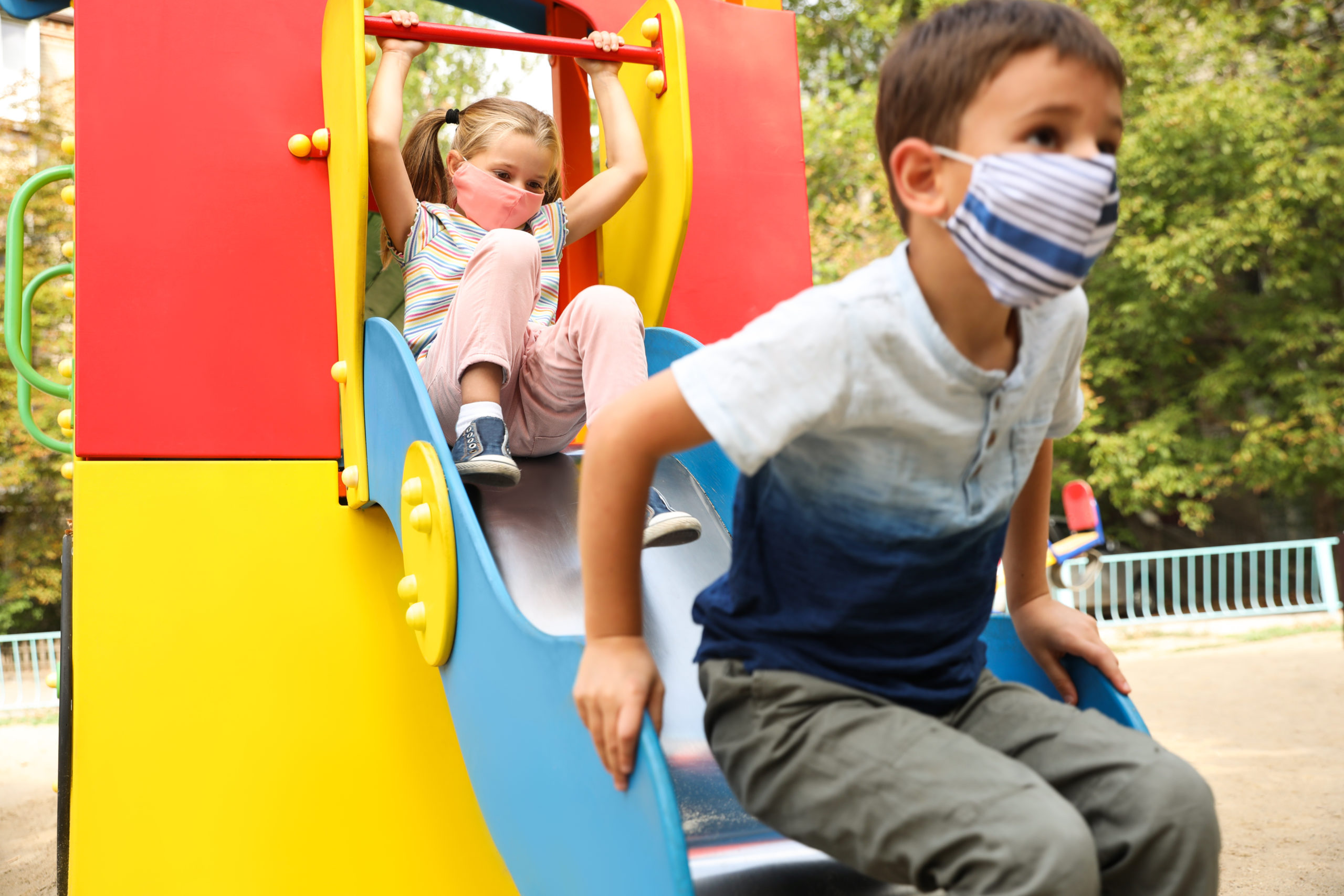 How To Keep Children Safe During The Pandemic