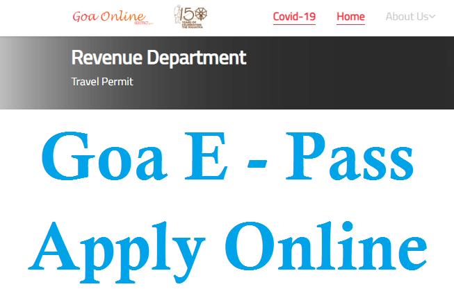 Goa ePass
