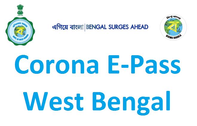 West Bengal E Pass