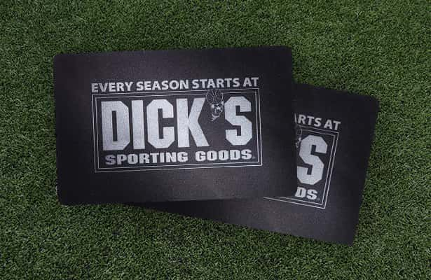 Check Dick's Sporting Goods Gift Card Balance Online & Store