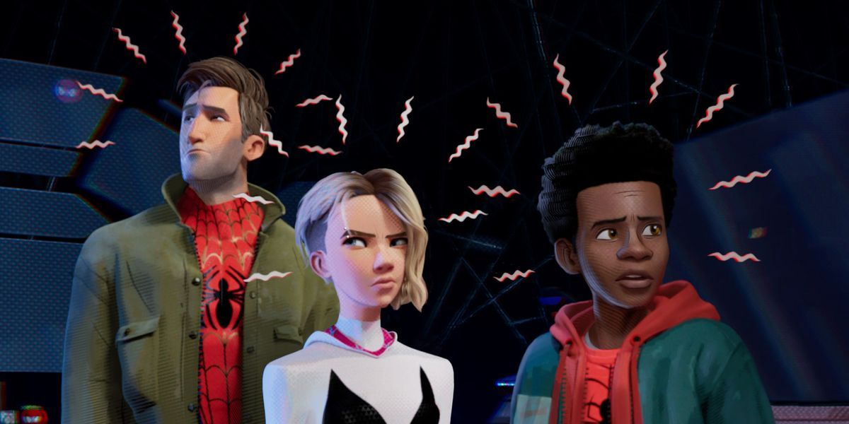 Into The Spider-Verse 2 release date on Netflix?
