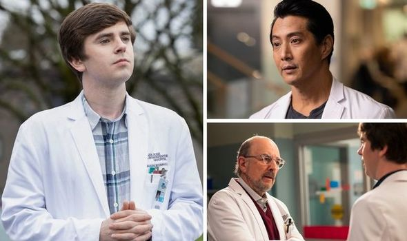 """The Good Doctor"" Season 5"