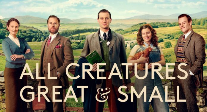 All Creatures Great and Small Season 2