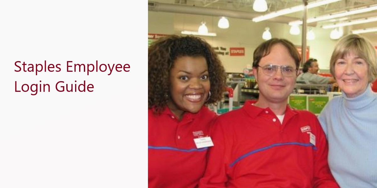 Staples Associate Connection at Staples Employee Portal