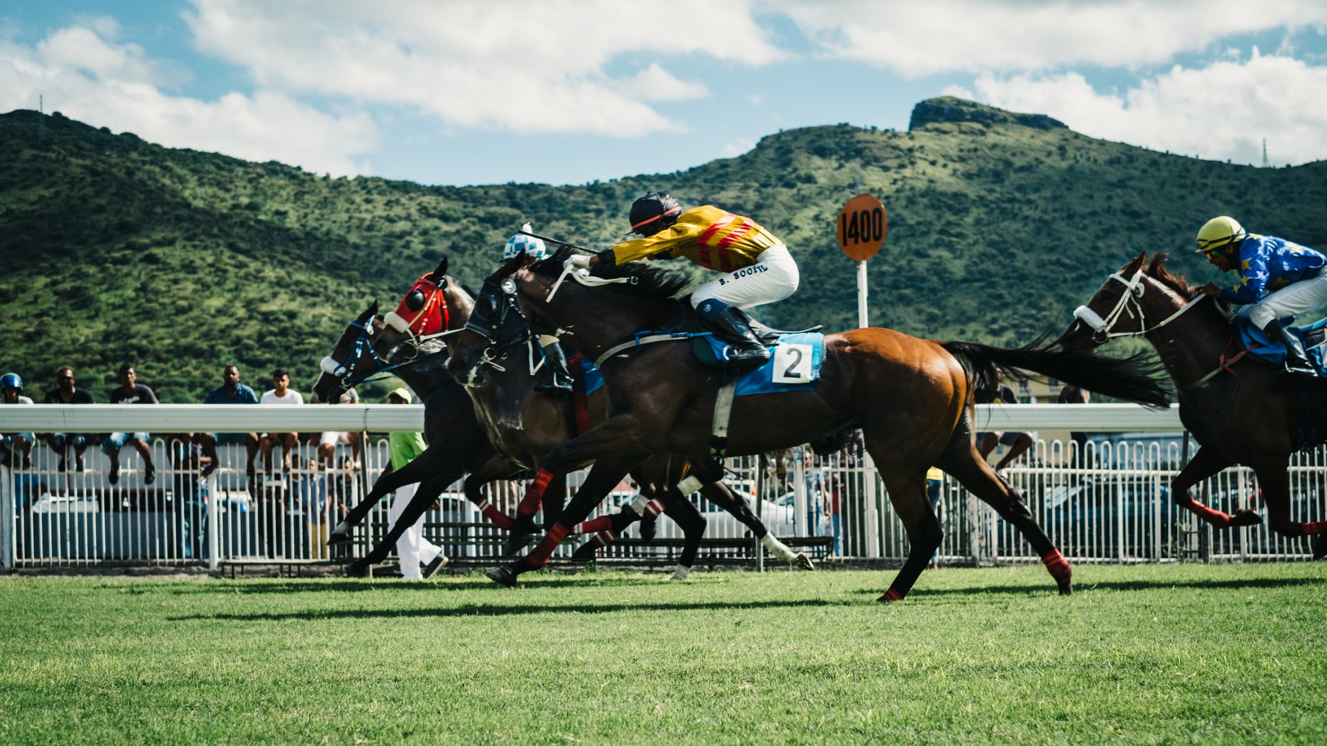 The Biggest Horse Races in the World