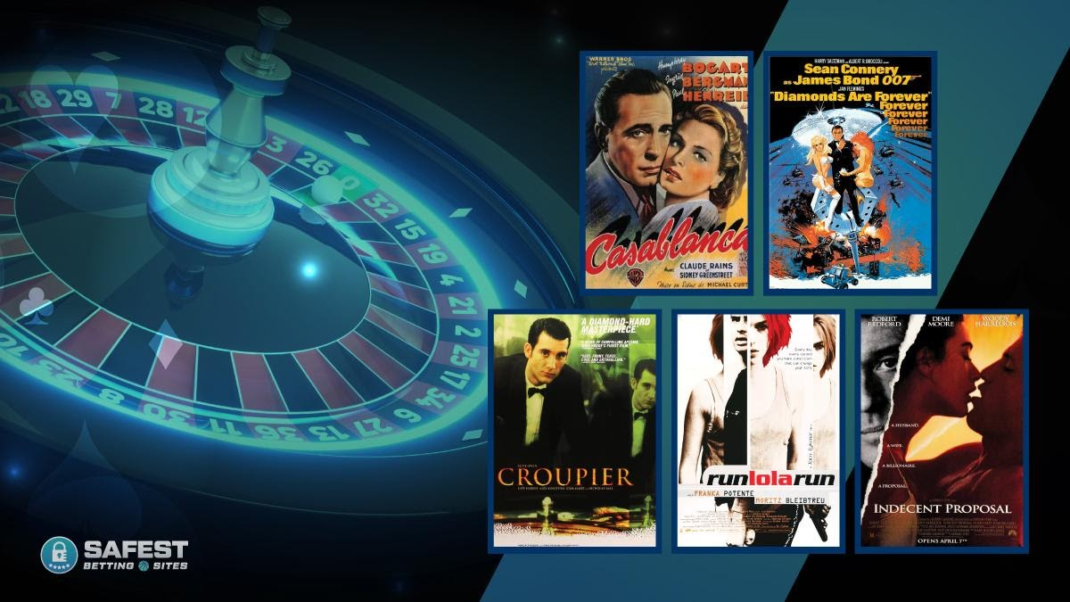 Five Amazing Roulette Wins in Hollywood Movies